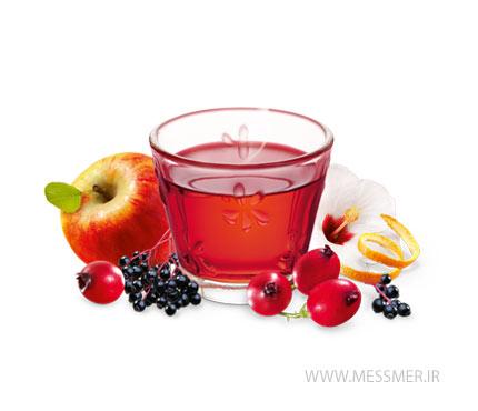 دمنوش میوه ای مخلوط مسمر