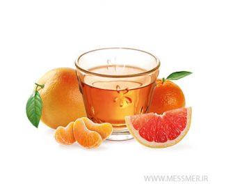 دمنوش نارنگی و گریپ فروت مسمر
