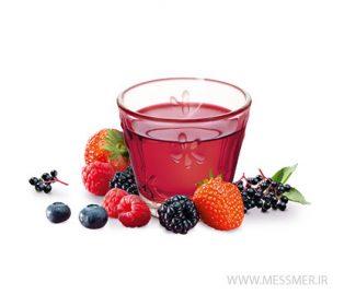 دمنوش میوه ای توت های وحشی مسمر