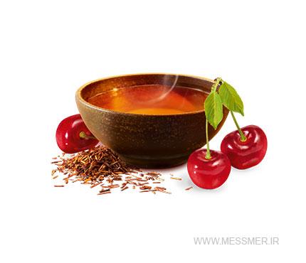 چای ریبوس گیلاس مسمر