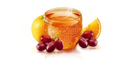 چای اسپانیایی انگور قرمز مسمر