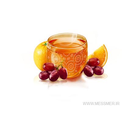 چای انگور اسپانیایی مسمر