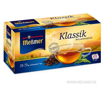 چای کلاسیک ساده مسمر آلمان
